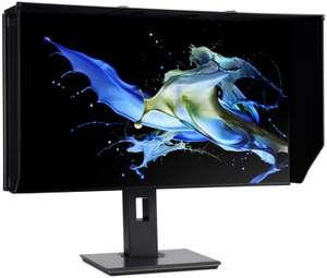 "[B2B] Acer ProDesigner PE270K Monitor (27"", UHD, IPS, 60Hz, FreeSync, 99% sRGB, 2x HDMI 2.0, DP 1.2, USB-C DP + 85W PD, Pivot, 3J Garantie)"
