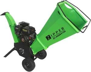 Benzin-Häcksler Zipper ZI-HAEK 4100