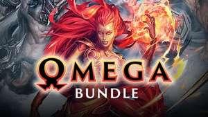 Omega Bundle 3 - 3 Steam Spiele für 1€, 9 Spiele für 3,99€, 12 Spiele für 6,59€