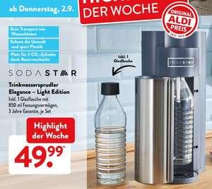 [Aldi Süd ab 02.09.] Sodastar Trinkwassersprudler