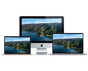 EDU-Aktion: Mac Book Pro (Air) M1 inkl. Garantie- und Versicherungspaket und JBL Kopfhörer - effektiv: 774,30€ (540,60€]