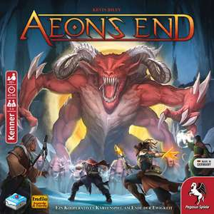 Brettspiel: Aeon's End (Frosted Games/Pegasus, Kennerspiel des Jahres 2021: Empfehlungsliste, BGG 8,0)