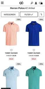 Tommy Hilfiger Polos Regular & Slim Fit + 20% CB möglich