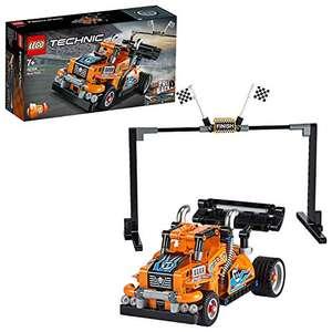LEGO Technic - 2 in 1 Renn-Truck (42104) für 13,49€ (Amazon Prime)