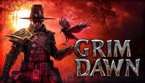 Humble Bundle - Grim Dawn (Addons auch reduziert)