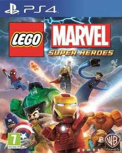 LEGO Marvel: Super Heroes (PS4) für 11,65€ (Amazon ES)