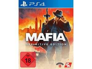 Saturn Abholung - Mafia Definitive Edition - 16,49€ - 14,84€ für Saturn Card Mitglieder - PS4/Xbox