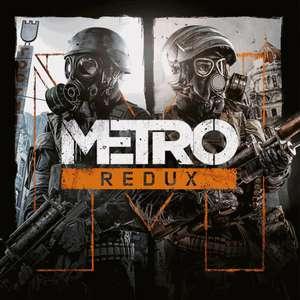 Metro Redux (PS4) für 4,49€