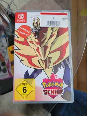 Lokal Real Saarlouis Pokemon Schild Switch