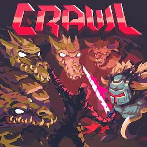 Crawl (Steam + DRM freien Download) für 2,99€ & (PS4) für 2,24€ (Humble Store & PS+)