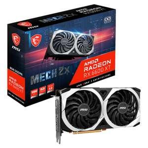 8GB MSI Radeon RX 6600 XT MECH 2X OC