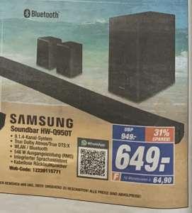 Expert Samsung Soundbar HW-Q950T