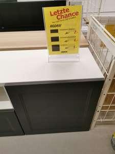 Besta Riddare dunkelgrau Schubladenfront für 2 Euro anstatt 20 Euro - Ikea Düsseldorf