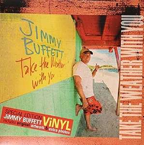 (Prime) Jimmy Buffett - Take The Weather With You (Doppel Vinyl LP)