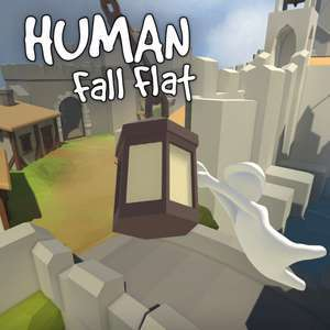 Human: Fall Flat (Switch) für 7,99€ oder für 5,99€ ZAF (eShop)