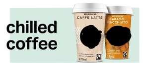 [Penny] Starbucks Chilled Classic versch. Sorten mit Coupies Cashback für effektiv 0,49€ (3x pro Acc)
