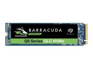 NVMe SSD 2TB Barrcuda Q5 von Seagate