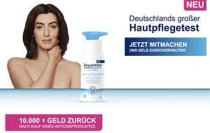 (GzG) Pflege Produkte von Bepanthol DERMA gratis testen ab 01.09.2021