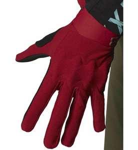 Fox Defend D30 - MTB Handschuhe rot Größe S-2XL, Schwarz XL-2XL