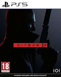 Hitman 3 (PS5) für 31,95€ (Amazon UK)