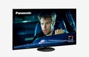 "Panasonic TX-55HZW1004 139 cm (55"") OLED-TV black metallic"