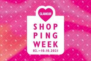 Glamour Shopping Week vom 02.10.bis 10.10. Alle Shops mit Codes ***Part 2***