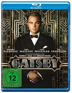 Der große Gatsby (Blu-ray) für 4,66€ (Amazon Prime)