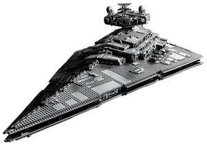 LEGO Star Wars - Imperialer Sternzerstörer