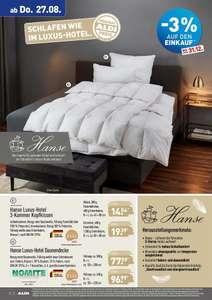 Hanse Luxus Hotel 3-Kammer-Kissen 80x80 [offline]