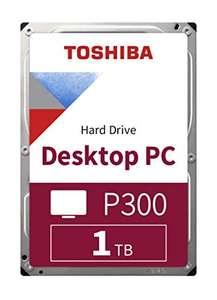 TOSHIBA P300 Interne Festplatte 1 TB für 27,99€ (Amazon Prime)