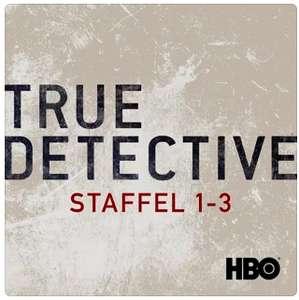 [iTunes] True Detective, Staffel 1-3 auf Deutsch in HD