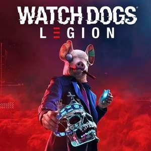 Watch Dogs Legion (PS4/PS5 & PC & Stadia) kostenlos spielen ab 03. September bis zum 06.September (PS+)