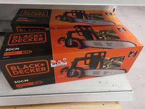 BLACK+DECKER Akku-Kettensäge GKC3630L25 Lokal Bestpreis