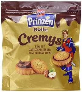 Amazon Prime: 5x ( 89,2Cent) Cremys von Prinzenrolle, Inhalt : 172 Gramm je Packung, Keks mit Nuss-Nougat Creme
