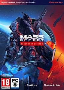 Mass Effect: Legendary Edition (PC Origin) für 39,99 € (Amazon.es)