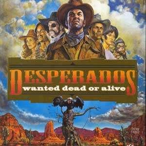 Desperados: Wanted Dead or Alive (PC) für 1,29€ (GOG)