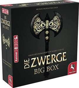 Brettspiel Die Zwerge Big Box