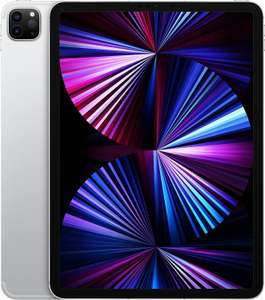 Apple iPad Pro 11 (2021) WiFi + Cellular, 2TB, M1-Chip - Silber (3. Generation)