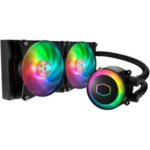 Cooler Master MasterLiquid ML240R RGB Abholung 77,99€