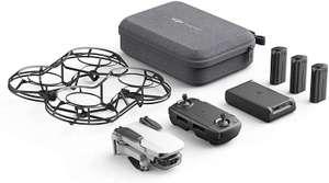 DJI Mavic Mini Fly More Combo (Drohne inkl. Zubehör, 30Min. Flugzeit, 2 km Übertragungsreichweite, 3-Achsen-Gimbal, 2,7K HD Video)