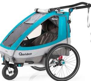 Kinderfahrradanhänger Sportrex2 Petrol