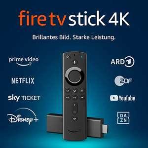 Lokal Marktkauf Nord, Sachsen, Thüringen, Nordbayern: Amazon Fire TV Stick 4K inkl. Alexa-Sprachfernbedienung für 29,99€