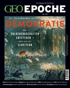 1 Ausgabe Geo Epoche Gratis