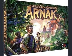 Brettspiel, Die verlorenen Ruinen von Arnak, Hugendubel, BGG: 8.1, Rank Overall: 53