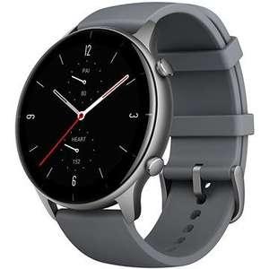 Amazfit GTR 2e Smartwatch GPS HR-Sensor Alu-Gehäuse grau, Armband grau [Alza]