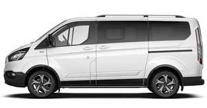 Ford Tourneo Custom Active 2.0 Automatik Bus 36Mon. 10tkm. 212€ @ Sixt Privat Leasing