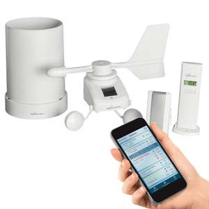 Mobile Alerts Wetterstation Regenmesser ELV