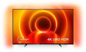 Philips 65PUS7805 65 Zoll 4K Smart TV (574,99€ möglich)