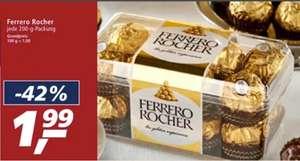 [Real ab 06.09/ Kaufland ab 13.09] Ferrero Rocher in der 200g Packung (16 Stück) für 1,99€
