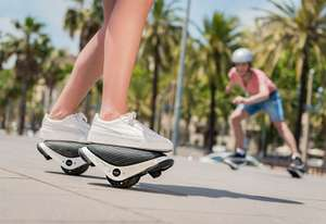[ Saturn / MM ] Ninebot by Segway Drift W1 - e-Skates - bis zu 12 km/h - ab 6 Jahren - neuer Idealo BP